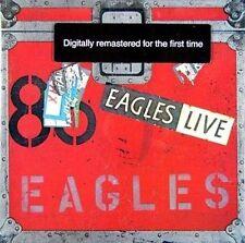 Eagles - Live 2 CD 1989 RARE