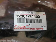 CAMRY SXV20 FRONT ENGINE MOUNT 7/97 TO 8/02 ** TOYOTA GENUINE PARTS **