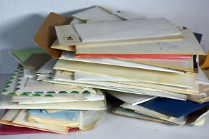 Huge Mixed Lot over 200 FDC Sets Stamps 1970s 1980s Mint MNH