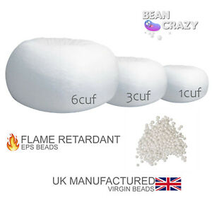 High Quality Refill Booster Filling Top Up Polystyrene Bean Bag Beads Balls