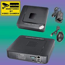 4CH 1080P Mini NVR DVR Security  CCTV Camera System HD Video Recorder WiFi Cloud
