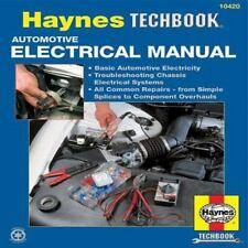 Automotive Electrical Manual by Haynes Book (Paperback)