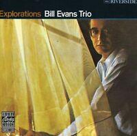 Bill Evans Trio - Explorations [CD]