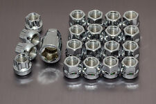 16x Alloy Wheel Nuts + Locking Set M14x1.5mm Radius Seat, OE wheels VW Audi