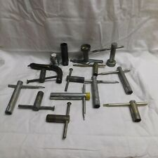 Assortment of Different Type Lugnut Lock Wrenches