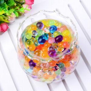 Hydrogel Crystal Soil Growing Sooper Orbeez Water Beads 4 Home Decor Plants Vase