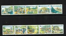 Guernsey: 2002 Holiday in Sark, MNH set