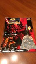 2005 Star Wars Darth Vader Collector Tin Light Pen Notepad Folder Set exclusive