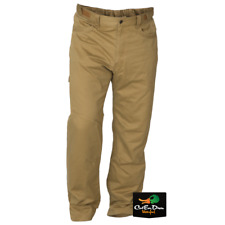 NEW AVERY OUTDOORS HERITAGE HUNTING PANTS MARSH BROWN ADJUSTABLE UNDER WADER