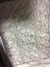 "HOTEL COLLECTION """" QUILTED Standard  SHAM Gray"