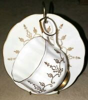 Elizabethan Fine Bone China Tea Cup And saucer Set vintage