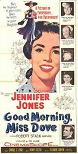 RARE 16mm Feature: GOOD MORNING MISS DOVE (I B TECHNICOLOR-SCOPE) JENNIFER JONES