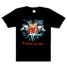 Slayer Unholy  music punk rock  t-shirt  XXL NEW