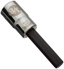 """Armstrong Tools 12-715 1/2-Inch Drive Standard Length Hex Drive 3/8"""""""