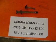 04 03 05 SKI DOO SKIDOO 500ss 600 MXZ PRIMARY CLUTCH MOUNT BOLT REV adrenaline