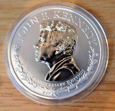 2017 Proof John F.Kennedy 100th Birthday Commemorative Coin