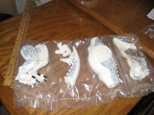 NEW LEGO 75919  Indominus Rex / T-REX TYRANNOSAURUS Figure SEALED White Dinosaur