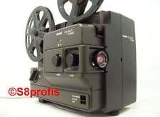 Super 8 & Normal 8,Filmprojektor Bauer T82,stufenlos f.Videotransfe,2 J.Gewährle