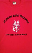 Schnäppchen,Damen T-Shirt,Spass,Fun,Motiv,für Hundefans,Geschenk,Gr.XL,rot,neu