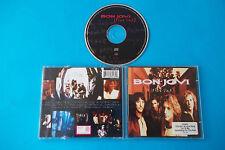 "BON JOVI "" THESE DAYS "" CD 1995 POLYGRAM NUOVO"
