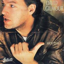 DAVID GILMOUR About Face CD - Pink Floyd Guitarist & Singer