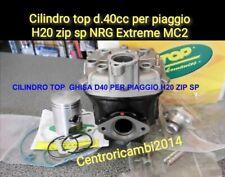 Cilindro TOP PER Piaggio H20 40CC zip sp NRG Extreme MC2 RUNNER GILERA Qualità
