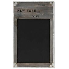 Lavagna nera da gesso New York cucina scuola cameretta cod 1977