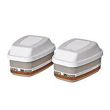3M 6098 AXP3 R Gas Vapour Particulate Filters For 6000 7000 Series Masks 4Pk