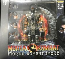 IN STOCK! Storm Collectibles Mortal Kombat Smoke Figure NYCC 2018 Exclusive USA