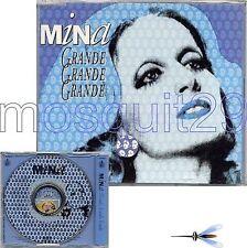 """MINA """"GRANDE GRANDE GRANDE"""" CDsingolo PROMO SPAGNA"""