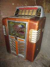 1949 Mills Evans Constellation Jukebox Rare - Private Collection Sale