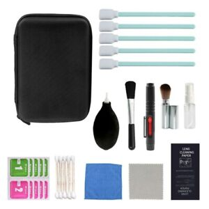 Camera Cleaning Kit for DSLR Sensor Lens Accessory Maintenance Tool with