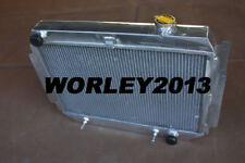 3 row aluminum radiator for HOLDEN Kingswood HG HT HK HQ HJ HX HZ V8 Chev engine