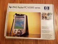 Open-Box Hp iPaq Pocket Pc H5555