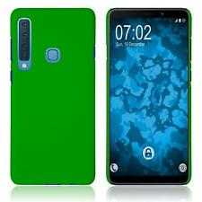 Hardcase Samsung Galaxy A9 (2018) rubberized green Cover Case