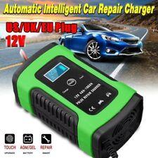 12V Automatico Caricabatterie Mantenitore Carica Batteria Per Auto Moto C3B7