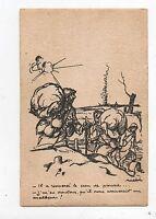 POULBOT. Carte postale 1916/1917. Il a renversé le seau de pinard...
