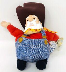 "Disney Pixar Toy Story 2 Star Bean Mattel 1999 9"" Stinky Pete Prospector Doll"