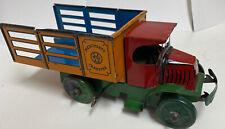 Marx Windup Merchants Transfer Truck