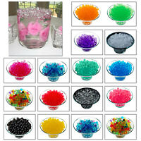 Water Beads Table Decor Expanding Soil Bio Gel Ball Crystal Wedding Vase Party
