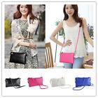 Hot Women Shoulder Bags Messenger Bag PU Leather Crossbody Bags Satchel Handbag