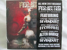 Projected - Ignite My Insanity (2017)  2CD Deluxe Edition  NEW  SPEEDYPOST