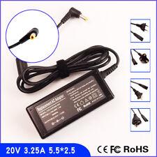 20V 3.25A Ac Adapter Charger for Lenovo K22 K23 K24 K26 K27 K29 K33 K47G