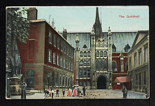 ENGLAND 563-LONDON -The Guildhall