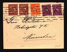 Germany 1922 Inflation Cover / Dresden CDS - Z15668