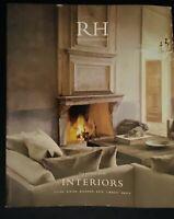 RESTORATION HARDWARE 2014 INTERIORS SOURCE BOOK 514 PAGES CATALOG DESIGNER HOME