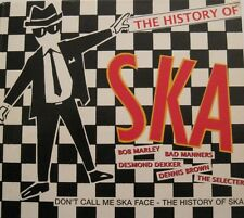 VARIOUS ARTISTS history of ska 3CDs boxset UK SKA ROCK STEADY BLUE BEAT oop L@@K