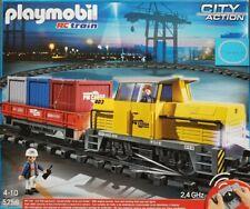 Playmobil 5258 Neuer RC-Güterzug mit Licht und Sound Erscheinungsjahr: 2012