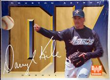 Rare DARRYL KILE Houston Astros 1997 Vintage Original POSTER