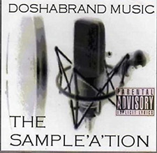 V.A.-DOSHABRAND MUSIC THE SAMPLE `A`TION-JAPAN CD I67